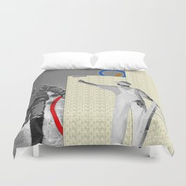 The Cover Up Duvet Cover