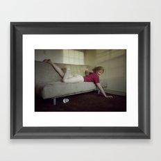 Affliction Framed Art Print