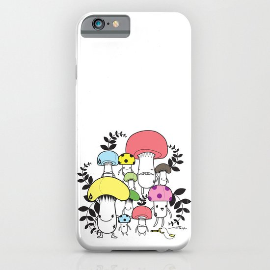 WELCOME TO MUSHROOM LAND - EP.547 VE iPhone & iPod Case