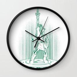 LINKTRON Wall Clock