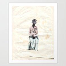 Smoker Camel   Habana Art Print