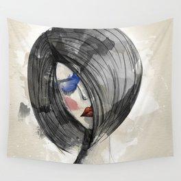 Girlie 02 Wall Tapestry