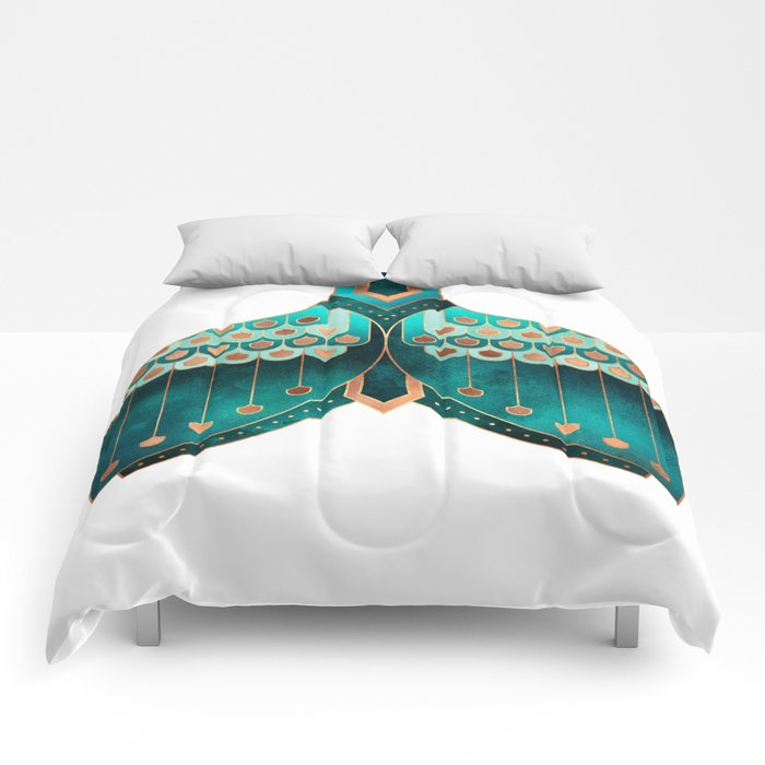 Mermaid 1 Comforters