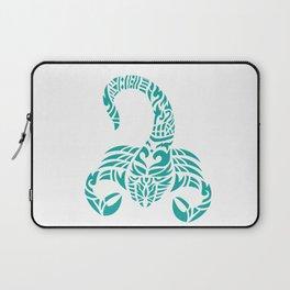 scorpion zodiac bangkok style Laptop Sleeve