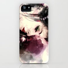 Geisha iPhone (5, 5s) Slim Case