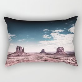Monument Valley // Utah Rectangular Pillow