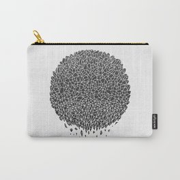 Black Sphere Carry-All Pouch