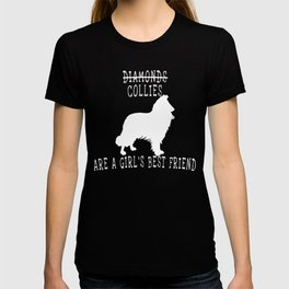 Cute Collie Quote T-shirt