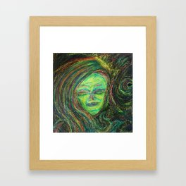 Hypnos, The Sleeper Framed Art Print