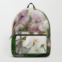 The Orchid Shop in Paris Backpack