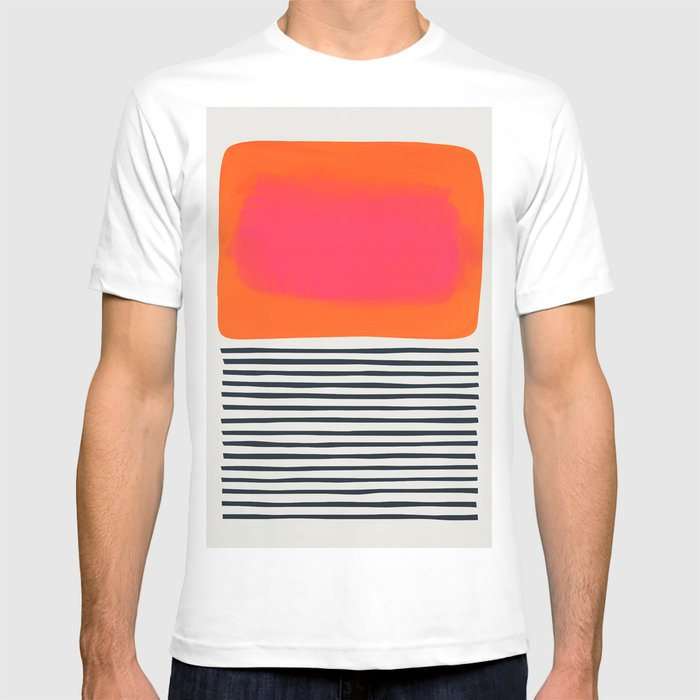 Sunset Ripples T-shirt