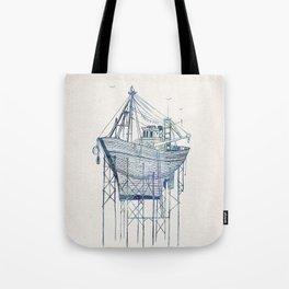 Dry Dock I Tote Bag