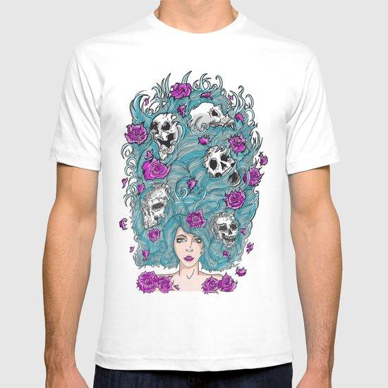 Lady Nature. T-shirt