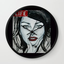 Sophia Life Wall Clock