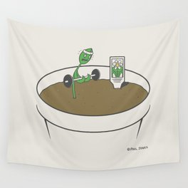 Spring Training Wall Tapestry