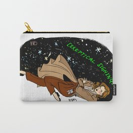 Dana Scully Pin-up Carry-All Pouch