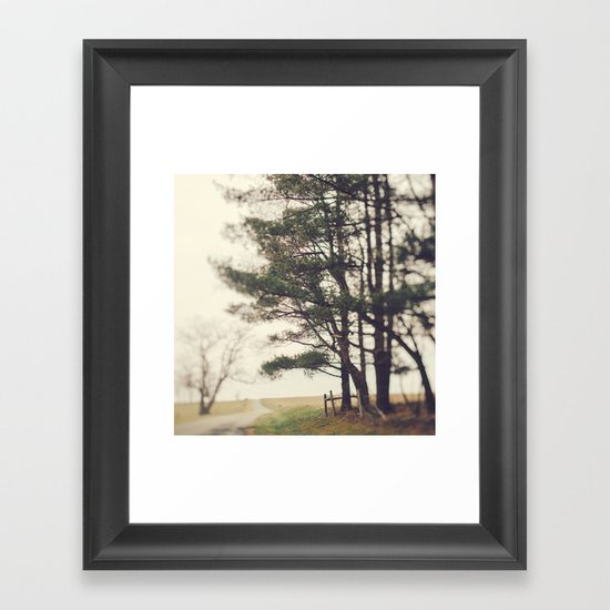Bucolic  Framed Art Print
