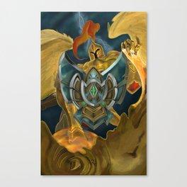 Swift Wings Canvas Print