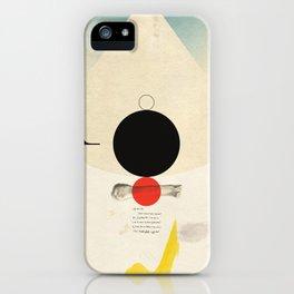 Oneonone iPhone Case