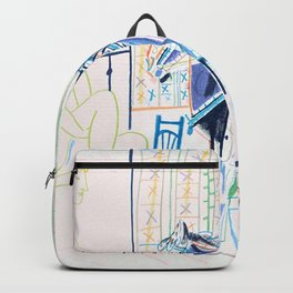 Pablo Picasso - The Human Comedy - Digital Remastered Edition Backpack