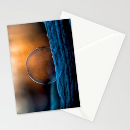Sunrise Capture in Bubble Stationery Cards