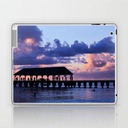 Hanalei Pier Laptop & iPad Skin