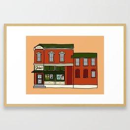 Dirty John's Framed Art Print