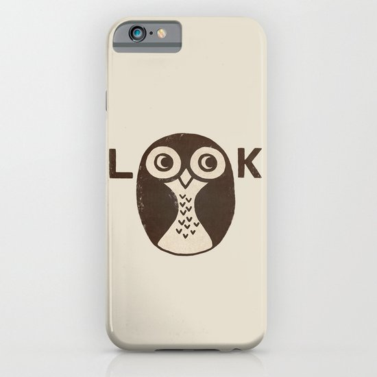 Look iPhone & iPod Case