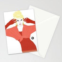 Piensa en mí Stationery Cards