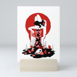 Levitation Spell Mini Art Print