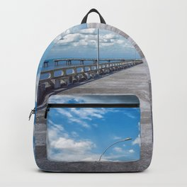 pier photography Backpack