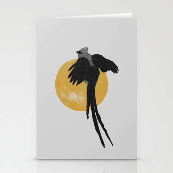 Mousebird Stationery Cards