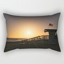 Santa Monica Rectangular Pillow