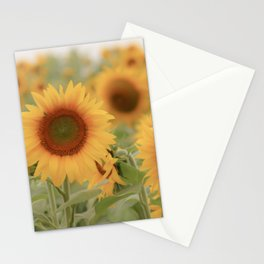 Sunny Side of Life Stationery Cards
