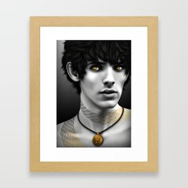 Dragonlord Framed Art Print