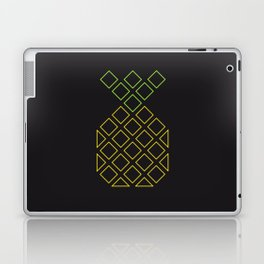 Geometric pineapple Laptop & iPad Skin