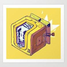 escpodgames Art Print