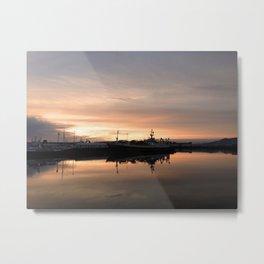 Reykjavik 71 Metal Print