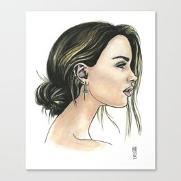 Essie Canvas Print