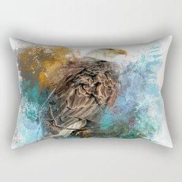 Expressions Bald Eagle Rectangular Pillow