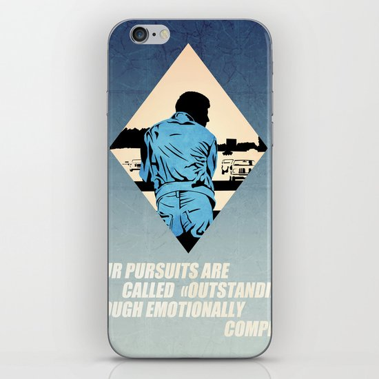 Emotionally complex iPhone & iPod Skin