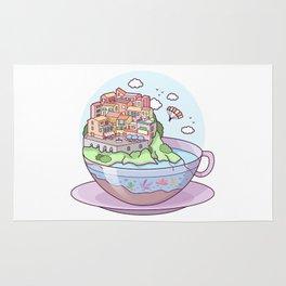 Tea Town Rug