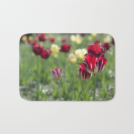 Spring is all over Bath Mat
