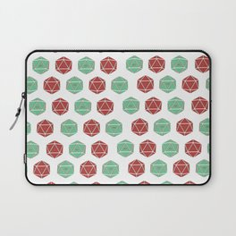 Dungeons & Dragons - Retro D20 Print Laptop Sleeve