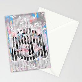Buddah - Butterfly Stationery Cards