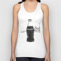 Frosty Coke Unisex Tank Top