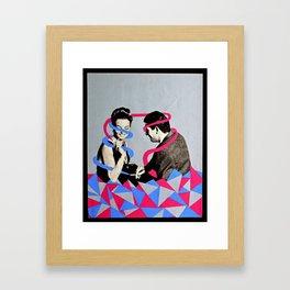 daterettes Framed Art Print