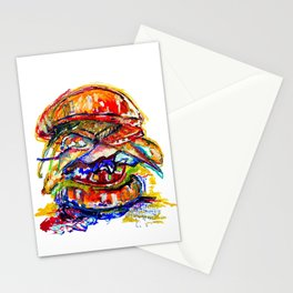 Sonic Youth Stationery Cards