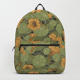 Art Nouveau William Morris Maurice Pillard Backpack