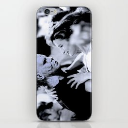 MICHAEL MYERS IN DIRTY DANCING iPhone Skin